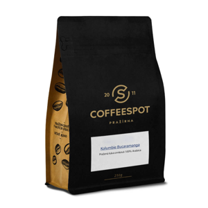 Coffeespot Kolumbie Bucaramanga 250 g