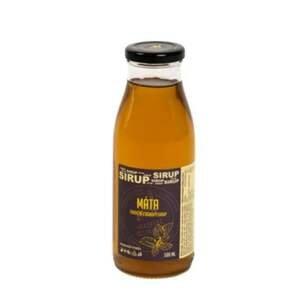 Hradecké delikatesy Mátový sirup 500 ml