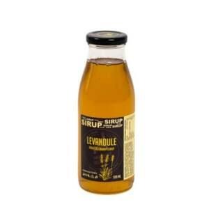 Hradecké delikatesy Levandulový sirup 500 ml