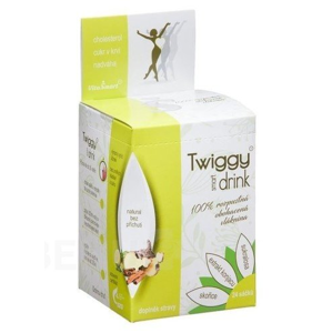 Vitasmart Twiggy glukoman + skoř. nápoj natural 24 sáčků