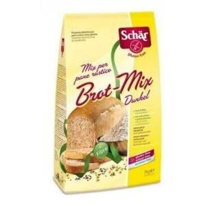 Schär Bezlepková mouka Brot mix dunkel 1000 g