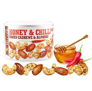 Mixit Oříšky z pece - med a chilli 140 g