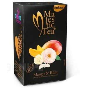 Biogena Majestic Tea Mango a růže 20 x 2 g