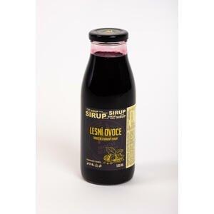 Hradecké delikatesy Lesní ovoce sirup 500 ml