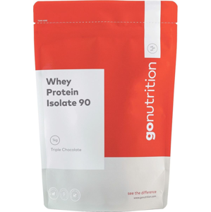 GoNutrition whey Protein Isolate 90 2500 g