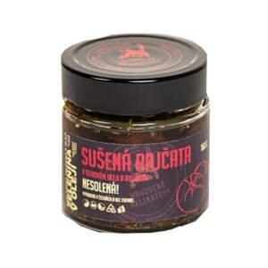 Hradecké delikatesy Sušená rajčata v olivovém oleji 160 g