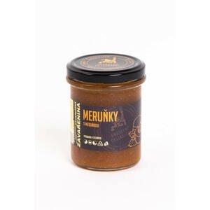 Hradecké delikatesy Meruňková zavařenina s meduňkou 190 g