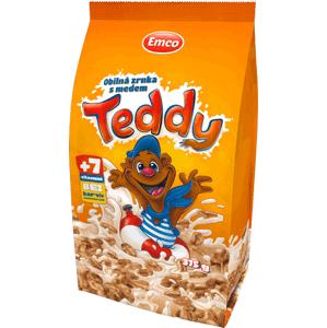 Emco Teddy 375 g - Obilná zrnka s medem