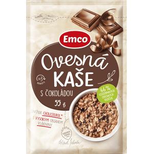 Emco Ovesná kaše čokoládová 55 g sáček