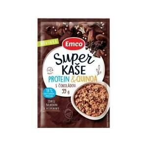 Emco Super kaše protein čoko 55 g