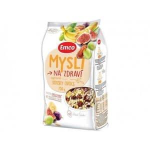 Emco Mysli sypané Exotické ovoce 750 g