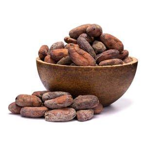 GRIZLY Kakaové boby celé BIO 1000 g