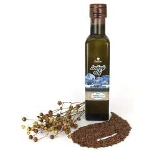 Fabio Lněný olej 250 ml