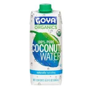 Goya 100% kokosová voda BIO 500 ml