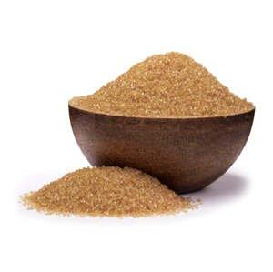 GRIZLY Třtinový cukr 1000 g