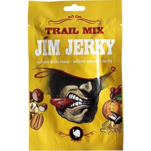 Jim Jerky Trail mix krůtí 35 g