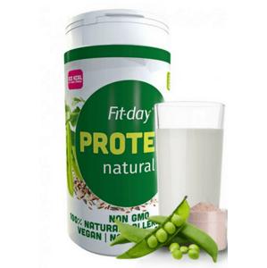 Fit-day Protein naturální 600 g