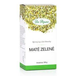Dr. Popov čaj maté zelené 100 g