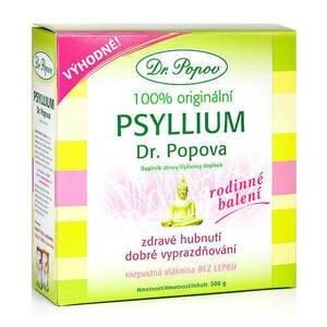 Dr. Popov vláknina psyllium 500 g