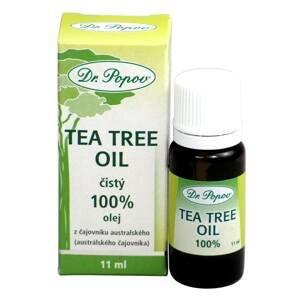 Dr. Popov Tea tree oil 100% 11 ml