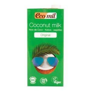 Ecomil Nápoj z kokosu original BIO 1 l