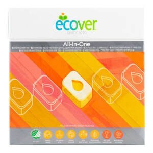 Ecover Tablety do myčky All in One 1,3 kg