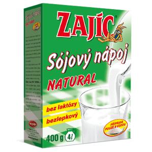 Mogador Zajíc Sojový nápoj natural 400 g