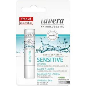 Lavera Basis Balzám na rty Sensitive 4,5 g