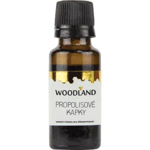 Woodland Propolisová tinktura 20 ml