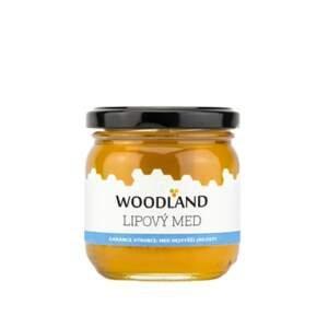 Woodland lipový med 250 g