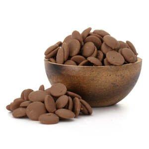 GRIZLY Belgická karamelová čokoláda 500 g