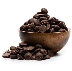 GRIZLY Belgická hořká čokoláda 500 g