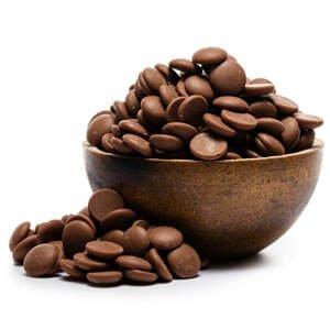 GRIZLY Belgická mléčná čokoláda Arriba 500 g