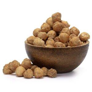 GRIZLY Lískové ořechy v medu a vanilce 500 g