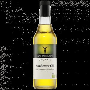 Meridian BIO Olej ze světlice barvířské 500 ml