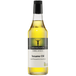 Meridian Bio Sezamový olej 500 ml