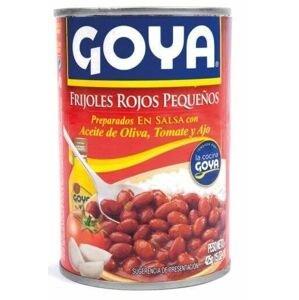 Goya Červené fazole s olivovým olejem, rajčaty a česnekem 425 g