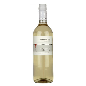 Vajbar Sauvignon jakostní víno s přívlastkem pozdní sběr 2018 suché 0,75 l