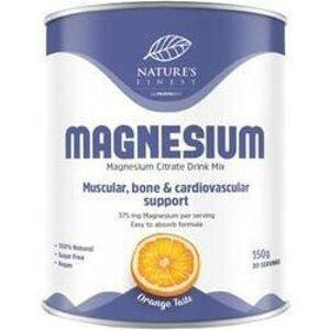 Nutrisslim Magnesium citrate 150 g pomeranč