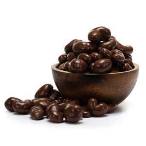 GRIZLY Kešu v mléčné čokoládě 500 g