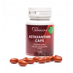 Bonaloka Astaxanthin caps pure  90 kapslí expirace