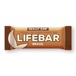 Lifefood Lifebar Brazilská BIO RAW 47 g