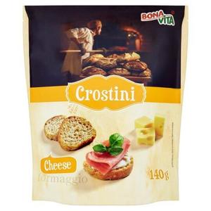 Bonavita Crostini Cheese 140 g