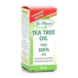 Dr. Popov Tea tree oil 100% 25 ml