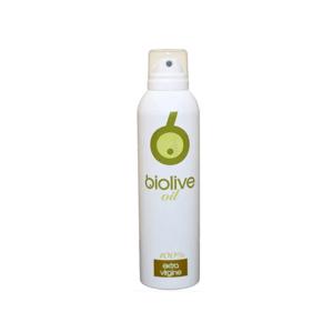 Biolive Extra virgine olivový olej ve spreji 200 ml