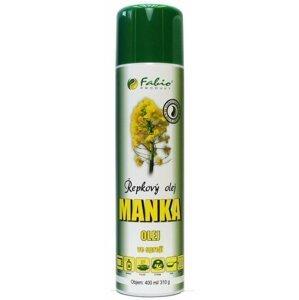 Fabio Manka řepkový olej ve spreji 400 ml / 310 g