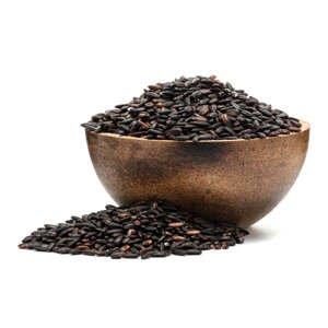 GRIZLY Rýže černá střednězrnná 1000 g