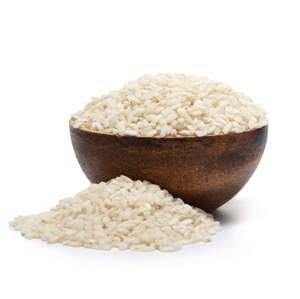GRIZLY Rýže loupaná střednězrnná Carnaroli 1000 g
