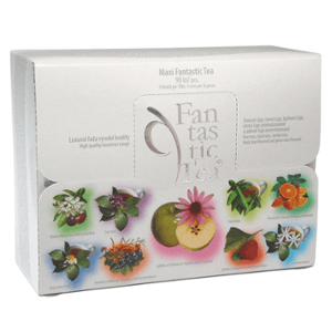 Biogena Fantastic Tea Maxi 90 kusů