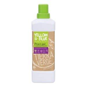 Yellow & Blue Prací gel z mýdlových ořechů s levandulovou silicí (bag-in-box) 1 l